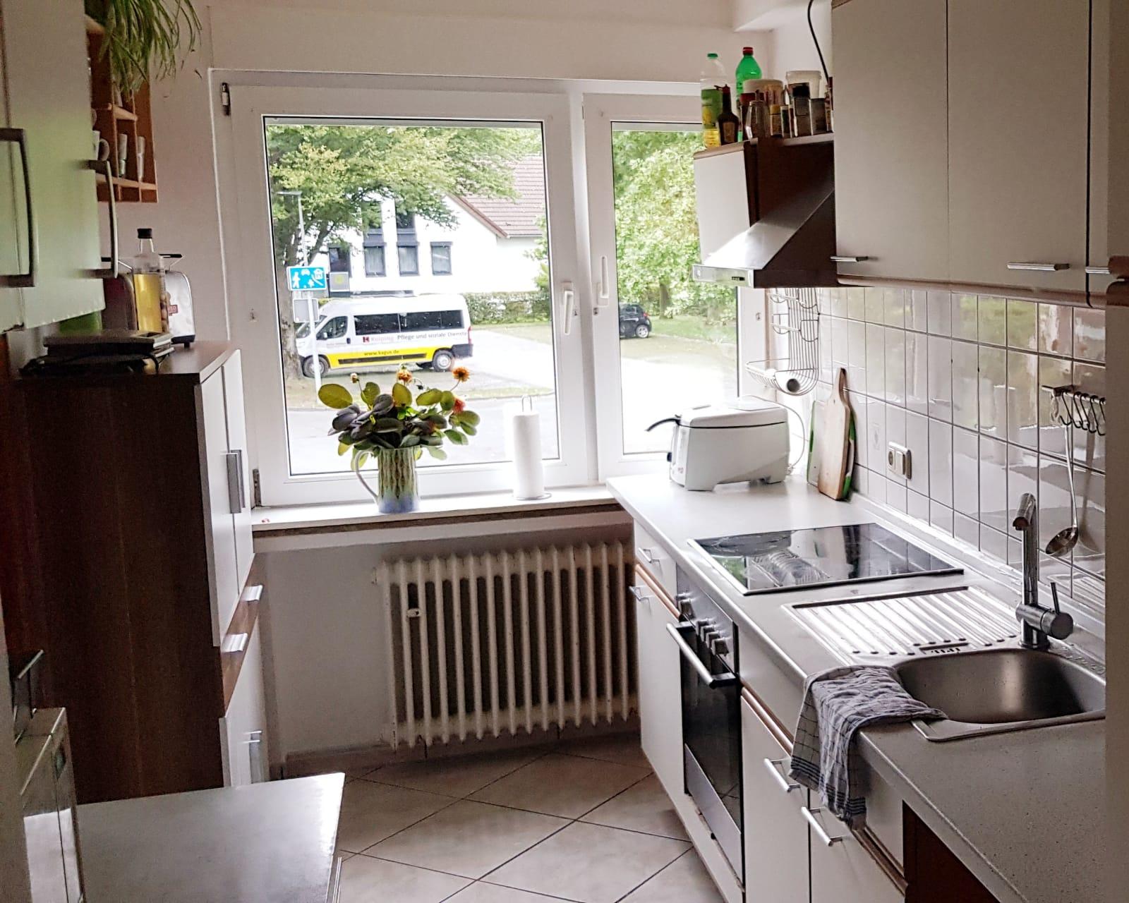 Vincenz Hof Küche