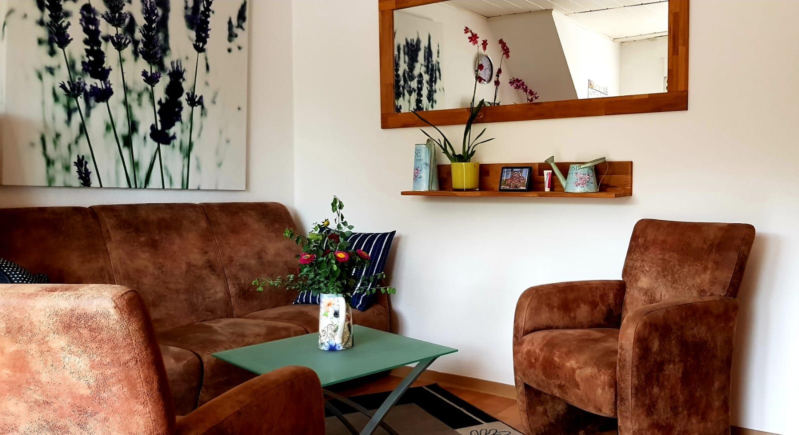 Vincenz Hof Wohnzimmer