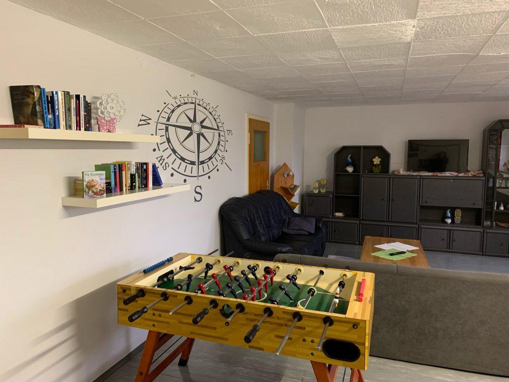 Kompass-Gruppe im Vincenz-Haus